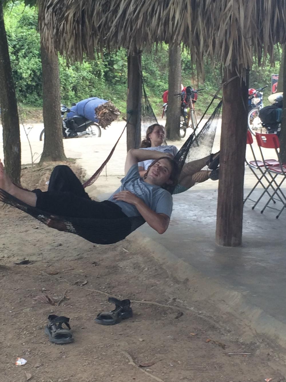 Vietnamese style siesta